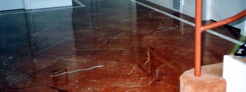 Natural Stone Marble Rosa Alicante Floor