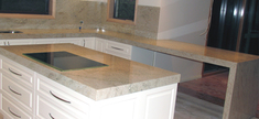 Granite Kitchen Tops - Ivory Fantasy