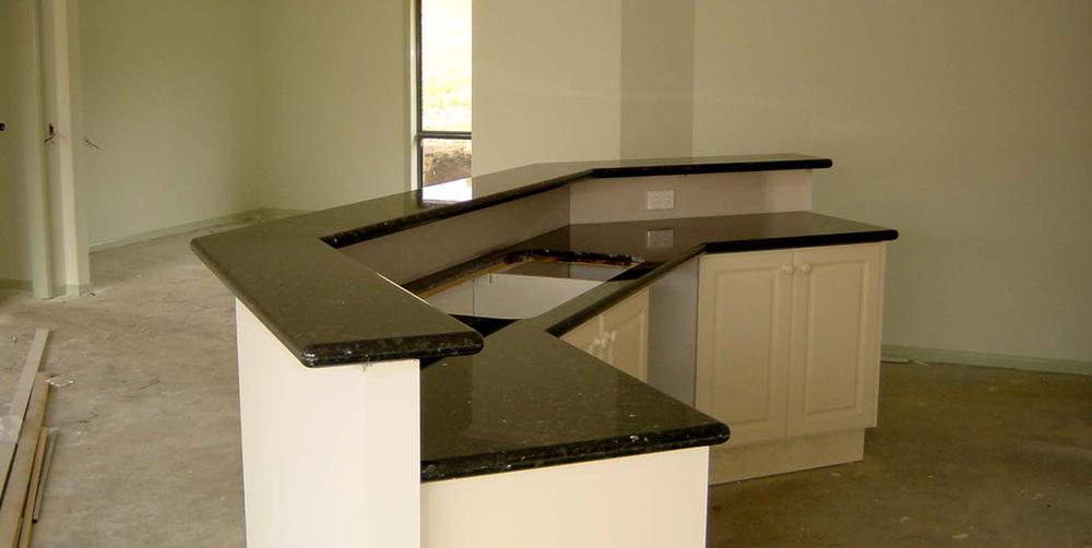 Emerald Pearl Granite Kitchen Tops  Baltic Stonemason Professionals