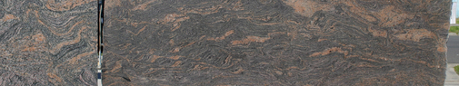 Granite Slab - Paradiso Bush