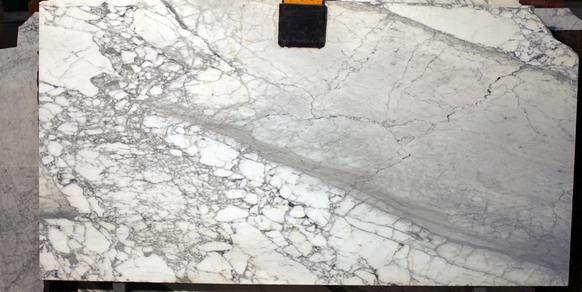 marble slab - statuario