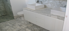 Bathroom - Calacatta Marble