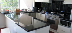 Kitchen-Absolute Black Granite