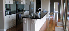 Granite Kitchen-Absolute Black