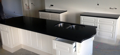 Granite Kitchen-Black Absolute
