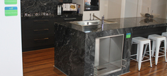 Granite Kitchen-Black Forest