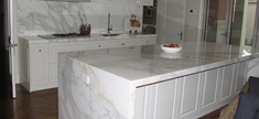 Kitchen Callacata Marble