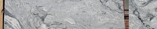Granite Slab Viscount Waves