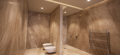 Bathroom - Daino Reale Marble