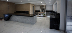 Granite Kitchen Via Lactea