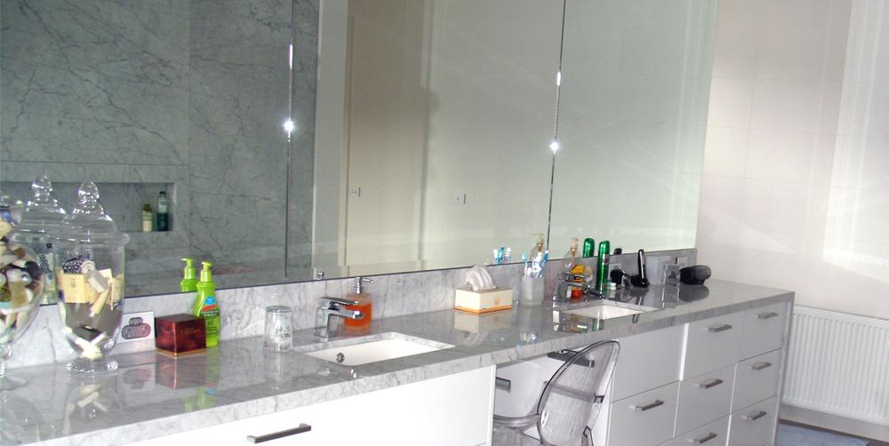 Marble Bathroom White Carrara Stonemasons Melbourne