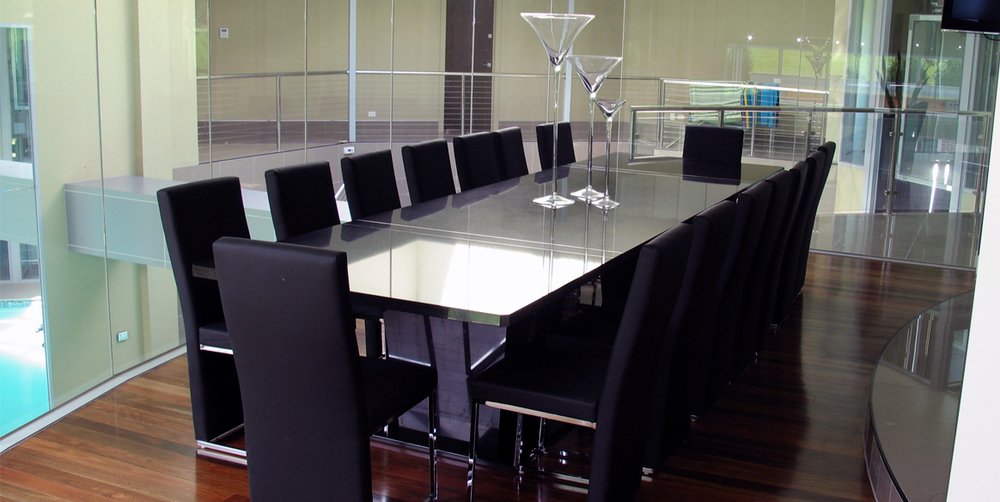 Granite Table Top Black Absoluto Stonemasons Melbourne