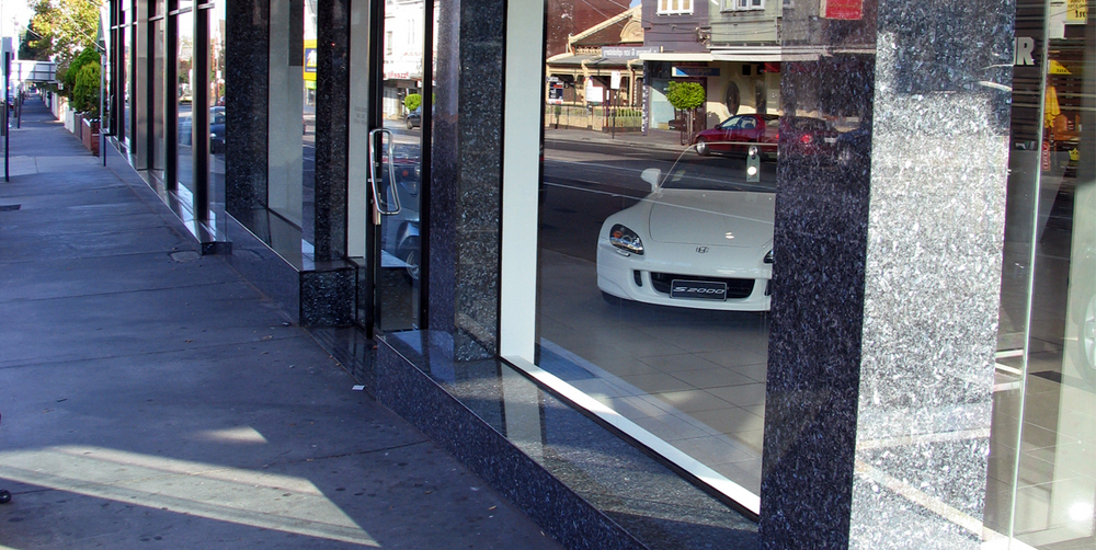 Marble Stone Elevation : Granite elevation blue pearl stonemasons melbourne