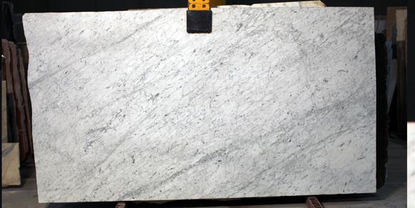 40mm marble slab white carrara