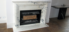Stone Fireplaces Premium Marble Fireplace Amp Stylish